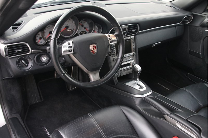 Interieur Porsche 997 Carrera S Coupé Tiptronic '06