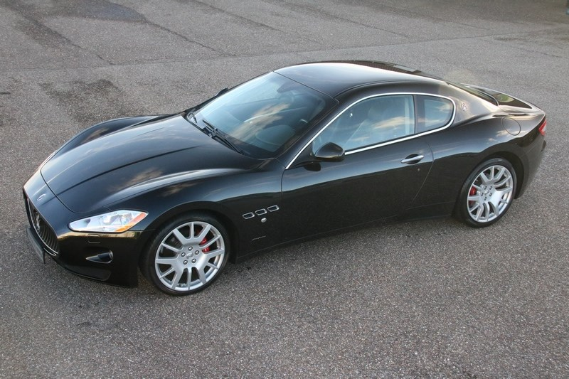 For sale: Maserati GranTurismo ´08 53.000km