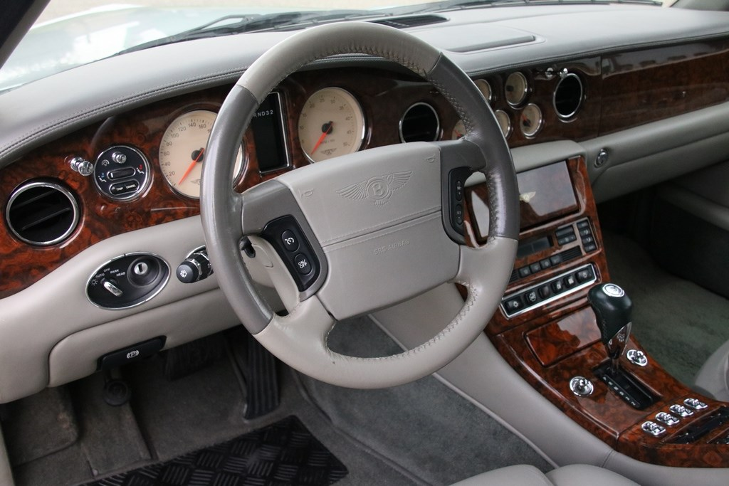 Interieur Bentley Arnage Red Label '00 83.000km €34.950,-