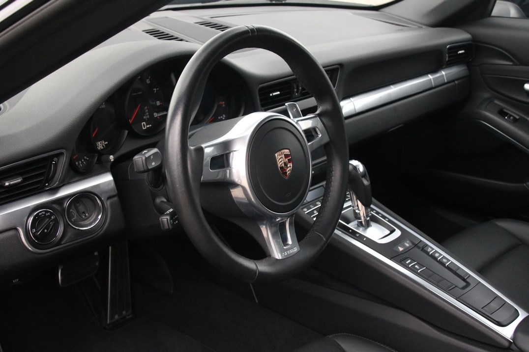 Interieur Porsche 991 Carrera 2 Coupe PDK  '12 72.000km €65.991,-