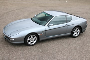 Ferrari 456 M GT '99 Manual 44.000km