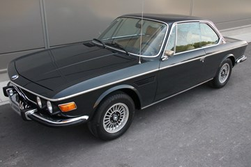BMW 3.0CS Coupé Automatik '74 €44.950,
