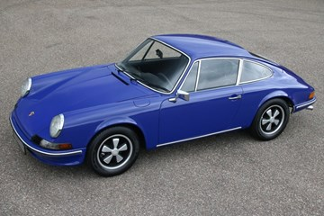 Porsche 911 2.4T Coupe '73 matching numbers
