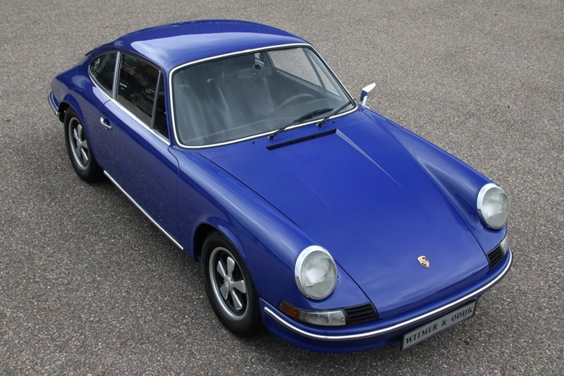 Exterieur Porsche 911 2.4T Coupe '73 matching numbers €84.911,-