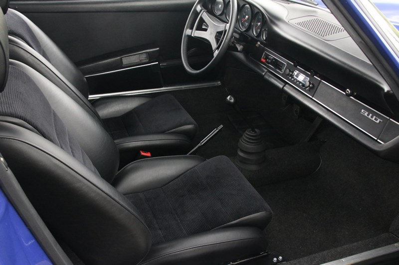 Interieur Porsche 911 2.4T Coupe '73 matching numbers €84.911,-