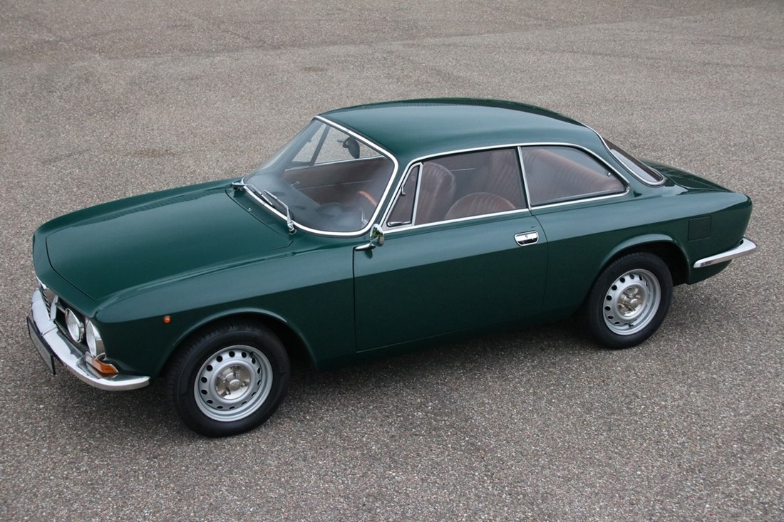 Te Koop Alfa Romeo 1300 Gtjunior 72 32950