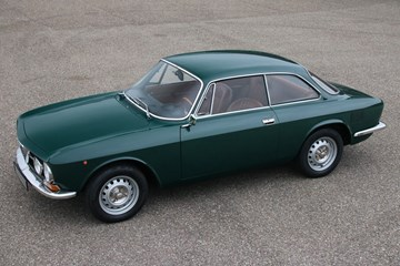 Alfa Romeo 1300 GT Junior '72 €32.950,-