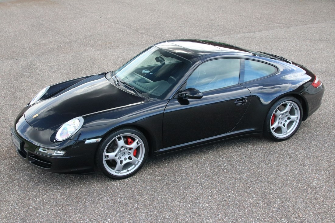 Te koop: Porsche 997 Carrera 4S Coupe manual '07 82.000km