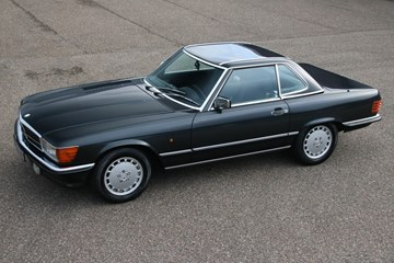 Mercedes Benz 300SL Roadster '88 124.000km €45.950,-