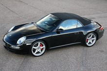 Porsche 997 Carrera 4S Convertible Tiptronic '06 87.000km NL-car
