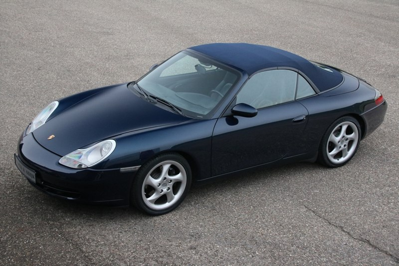 zu verkaufen porsche 996 carrera 2 tiptronic cabriolet. Black Bedroom Furniture Sets. Home Design Ideas