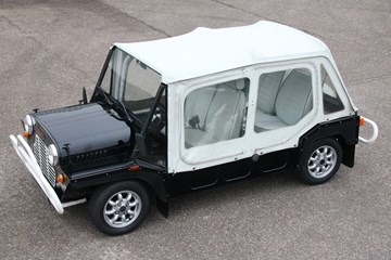 Mini Moke '93 with catalytic coverter 21.000km