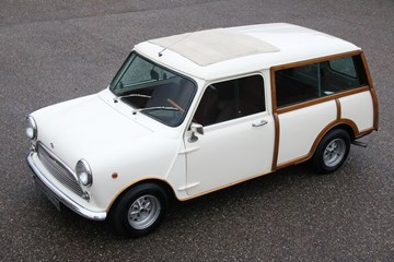 Mini Clubman Woody '67