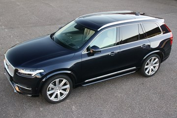 Volvo XC90 T5 Geartronic AWD Inscription 7-seater '16 20.000km 1st owner