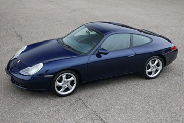 Porsche 996 Carrera 2 Coupe Tiptronic '01 102.000km €26.996,-