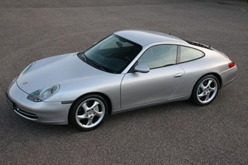 Porsche 996 Carrera 4 Coupe Tiptronic '99 137.000km €23.996,-