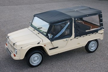 Citroën Méhari '85 new, completely restored €19.950,-