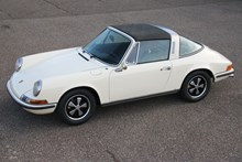 Porsche 911 E Targa '70 fully restored and rebuilt full matching