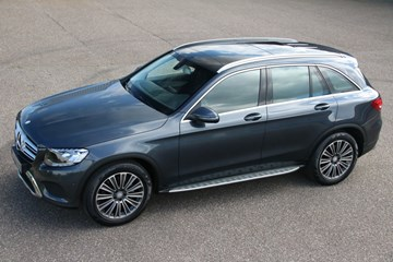 Mercedes Benz GLC 250 4-matic '15 54.000km €45.950,- (VAT car)