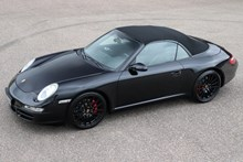 Porsche 997 Carrera S Cabriolet Manual '05