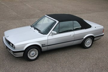 BMW 318i E30 Convertible '91 72.000km €18.950,-