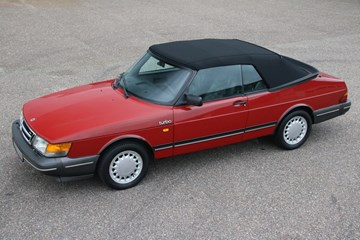 Saab 900 Cabriolet Full Turbo '88 100.000km