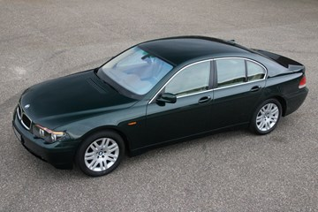 BMW 745iA Executive E65 '02 A1 conditie 129.000km €12.950,- btw-auto