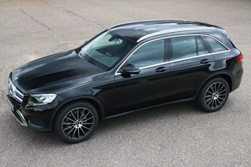 Mercedes Benz GLC 250 4-MATIC '18 14.500km €52.950,-