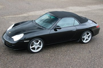 Porsche 996 MKII Carrera 2 Cabriolet manual '02 €29.996,-