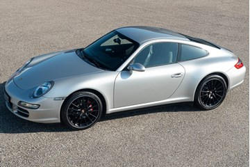 Porsche 997 Carrera 4 Coupe wide-body '06 €39.997,-