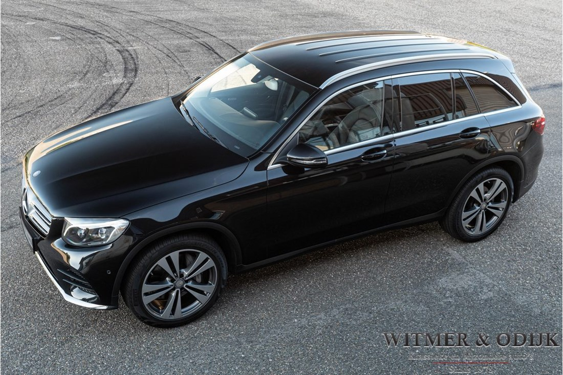 Te koop: Mercedes Benz 250 GLC 4-MATIC '15 38.000km
