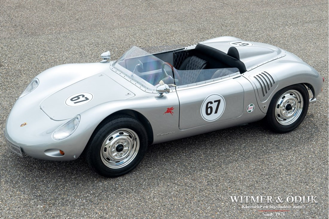 Te koop: Porsche 718 RSK '74 Recreation €36.950,-