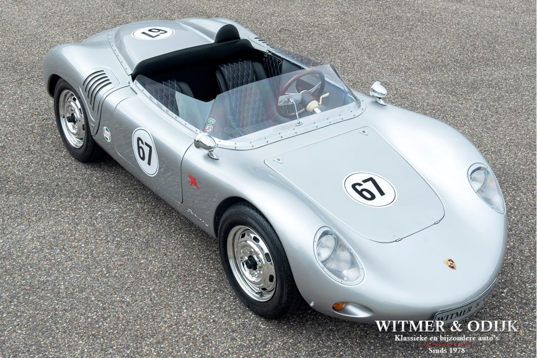 Exterieur Porsche 718 RSK '74 Recreation €36.950,-
