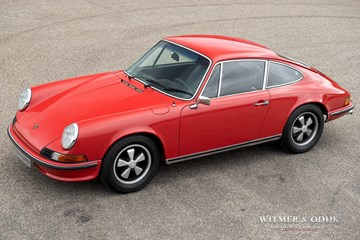 Porsche 911 2.4 T CIS Coupe '73 Matching numbers, first paint €89.911,-