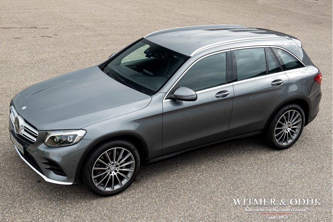 Te koop: Mercedes Benz GLC 250 4-matic '16 45.000km