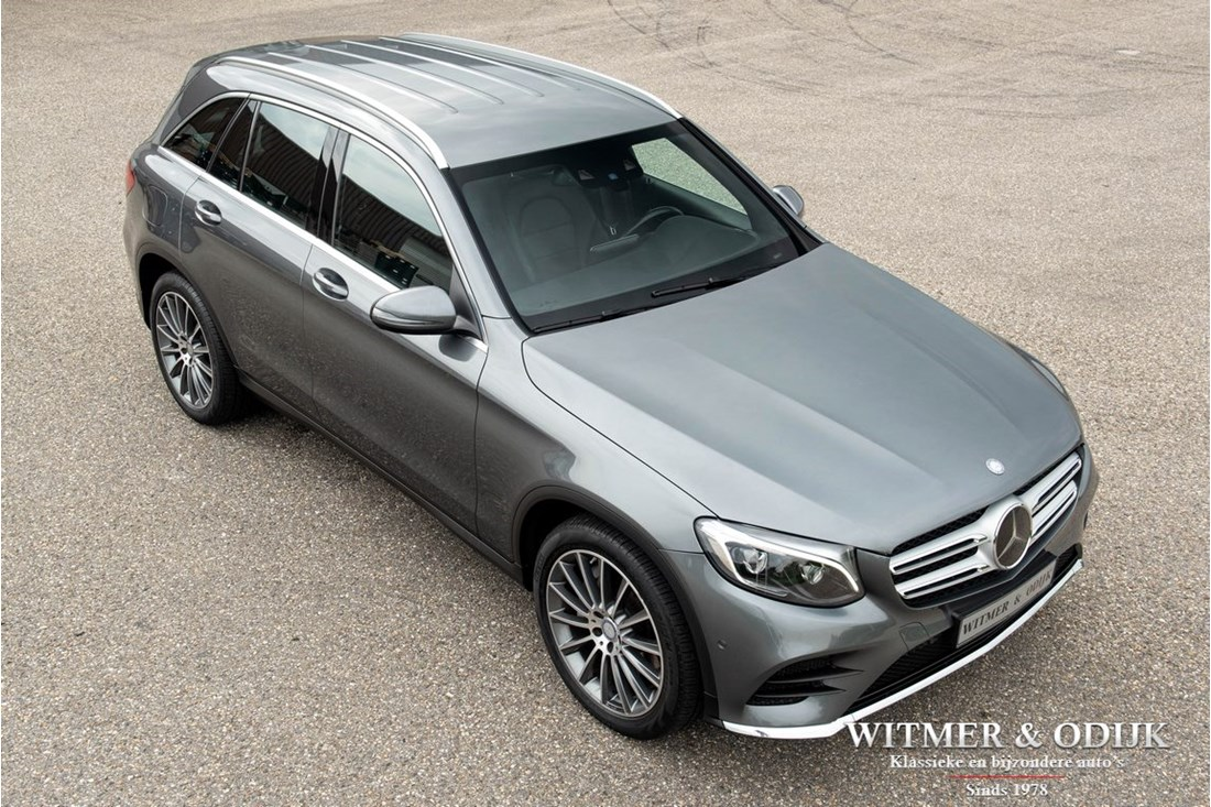 Exterieur Mercedes Benz GLC 250 4-matic '16 45.000km