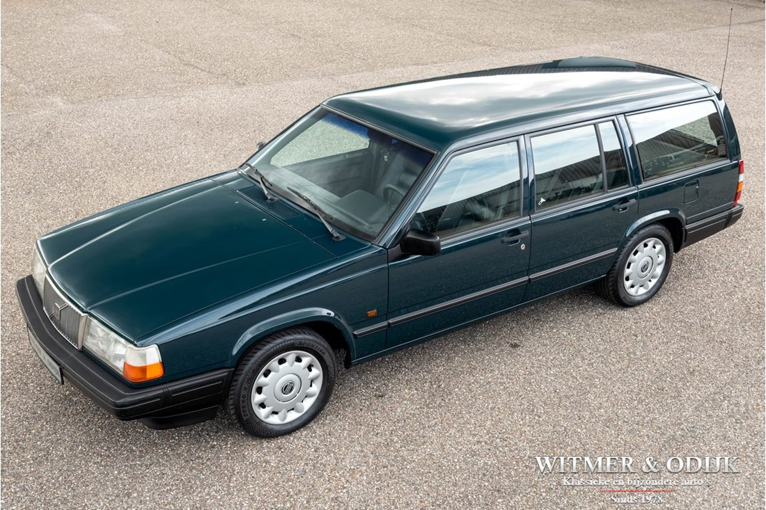 Te koop: Volvo 940 Polar Turbo Estate '96 128.000km €11.950,-