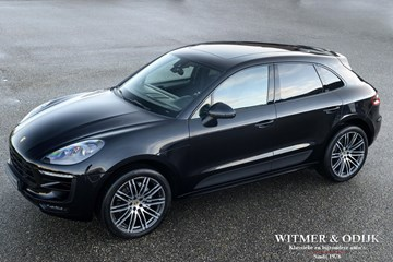 Porsche Macan S PDK '15 46.000km one owner full options