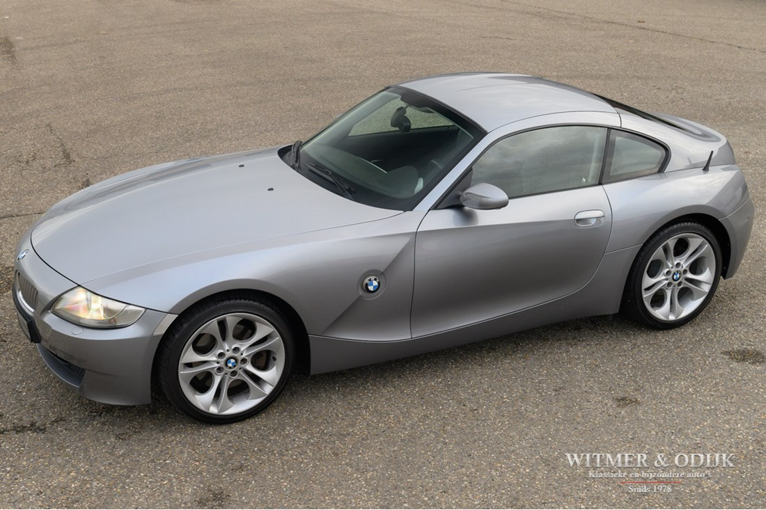 For sale: BMW Z4 3.0Si Coupe Manual '06 115.000km
