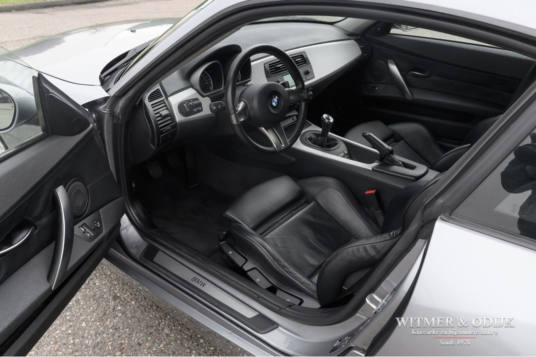 Interieur BMW Z4 3.0Si Coupe Manual '06 115.000km