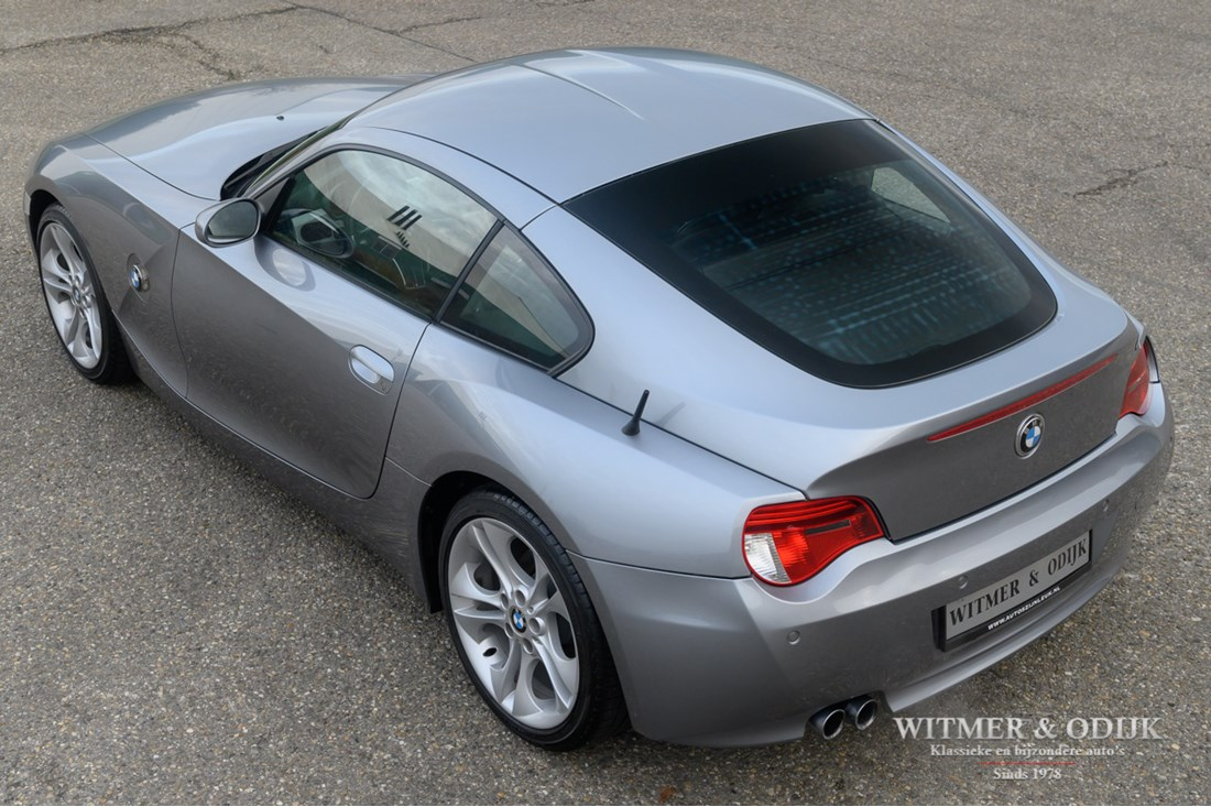 Exterieur BMW Z4 3.0Si Coupe Manual '06 115.000km