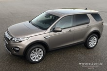 Land Rover Discovery Sport HSE Luxury '15 34.000km