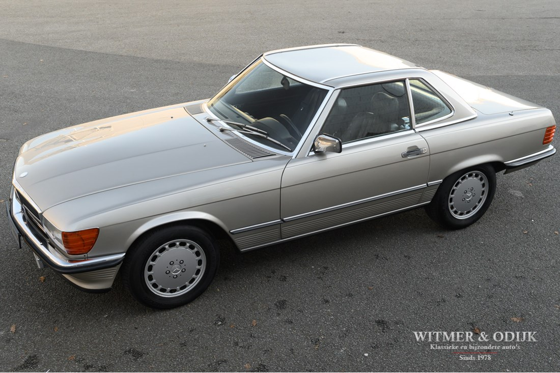 Te koop: Mercedes Benz 300SL Roadster '88