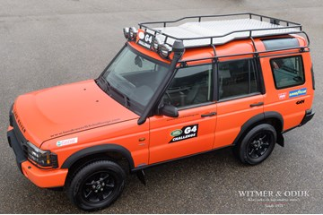 Land Rover Discovery petrol G4 Challenge '02
