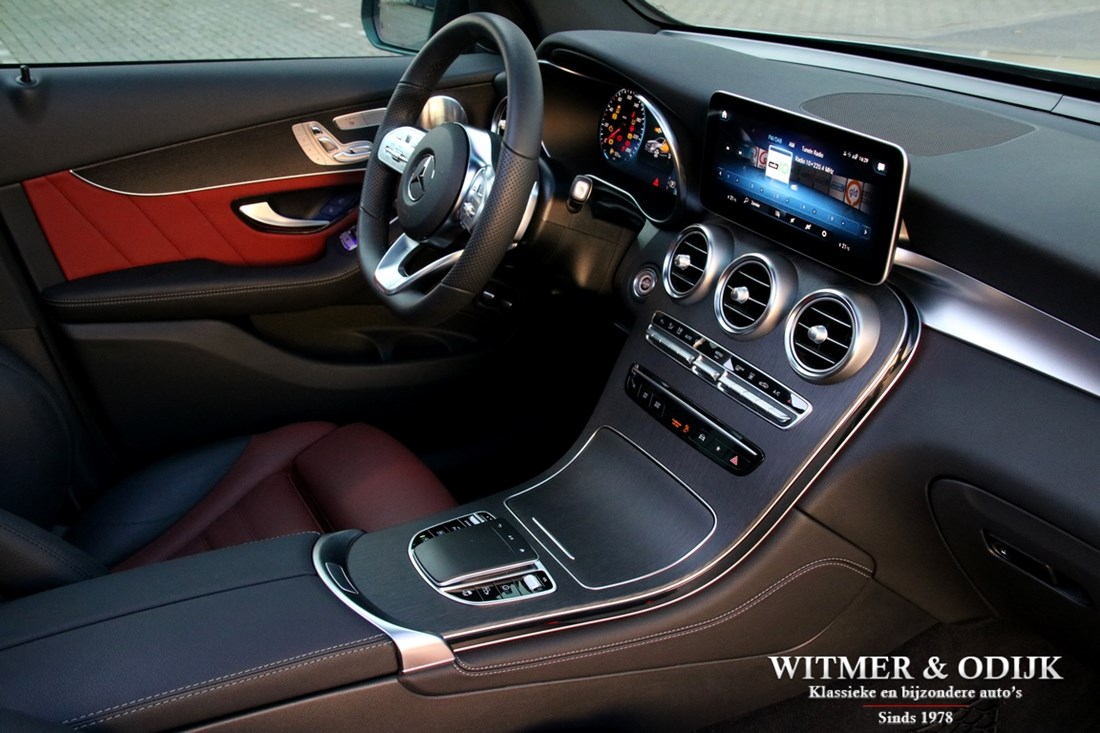 Interieur Mercedes Benz GLC Coupe AMG-Line newest model '19
