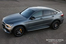 Mercedes Benz GLC Coupe AMG-Line newest model '19