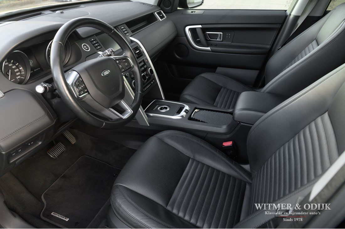 Interieur Land Rover Discovery Sport HSE Luxury '15