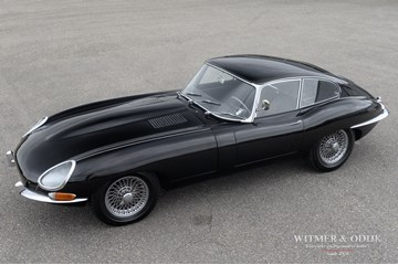 Jaguar E type Series I 4.2 Coupe origineel '65 €99.500,-
