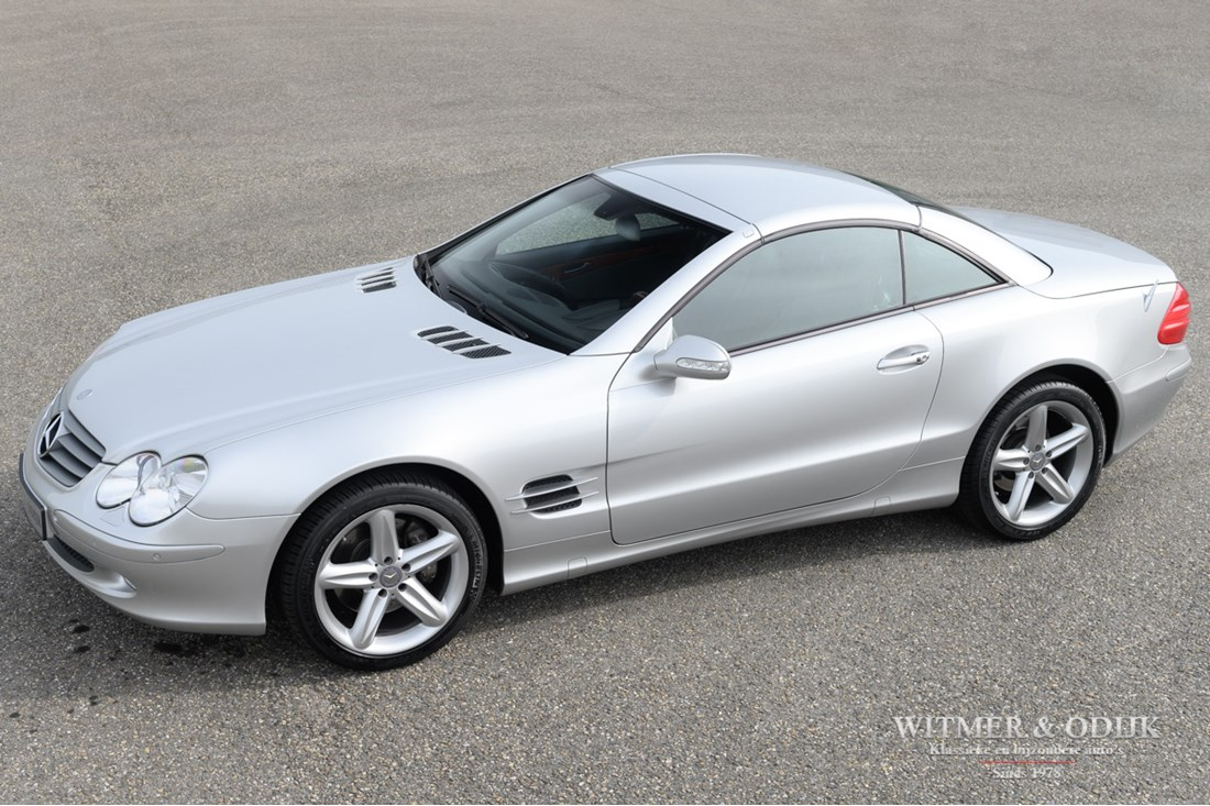 For sale: Mercedes Benz 500SL Roadster '02 NL-auto 62.000km
