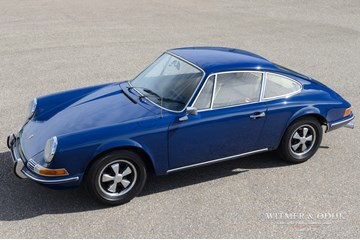 Porsche 911 2.2 T Coupe '69 matching engine and gearbox €59.911,-